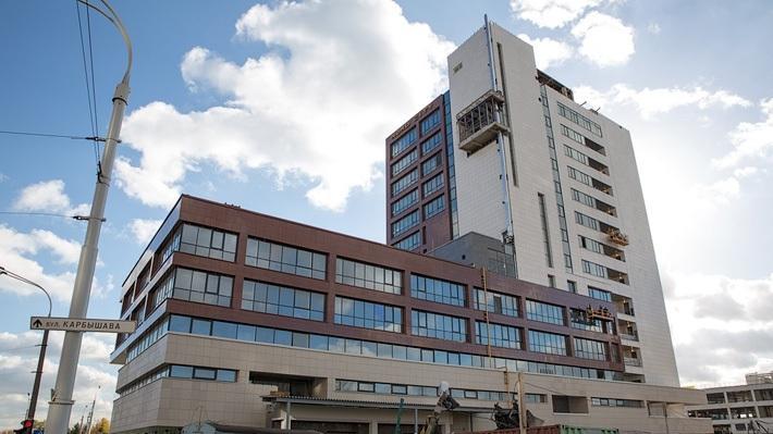 Коммерческая недвижимость беларусь аренда цены Снять помещение под офис Гурьянова улица