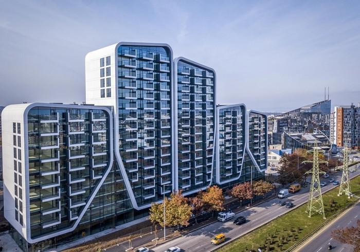 Коммерческая недвижимость строительство беларусь Аренда офисных помещений Дурова улица